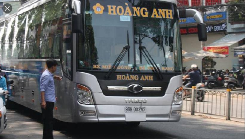 Nhà xe Tân Hoàng Anh